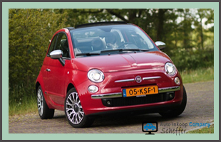 Fiat-500 verkopen