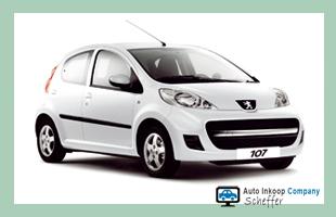 Peugeot-107 verkopen